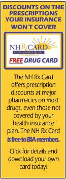 NH Rx Card